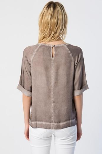 Bluz-Silk and Cashmere
